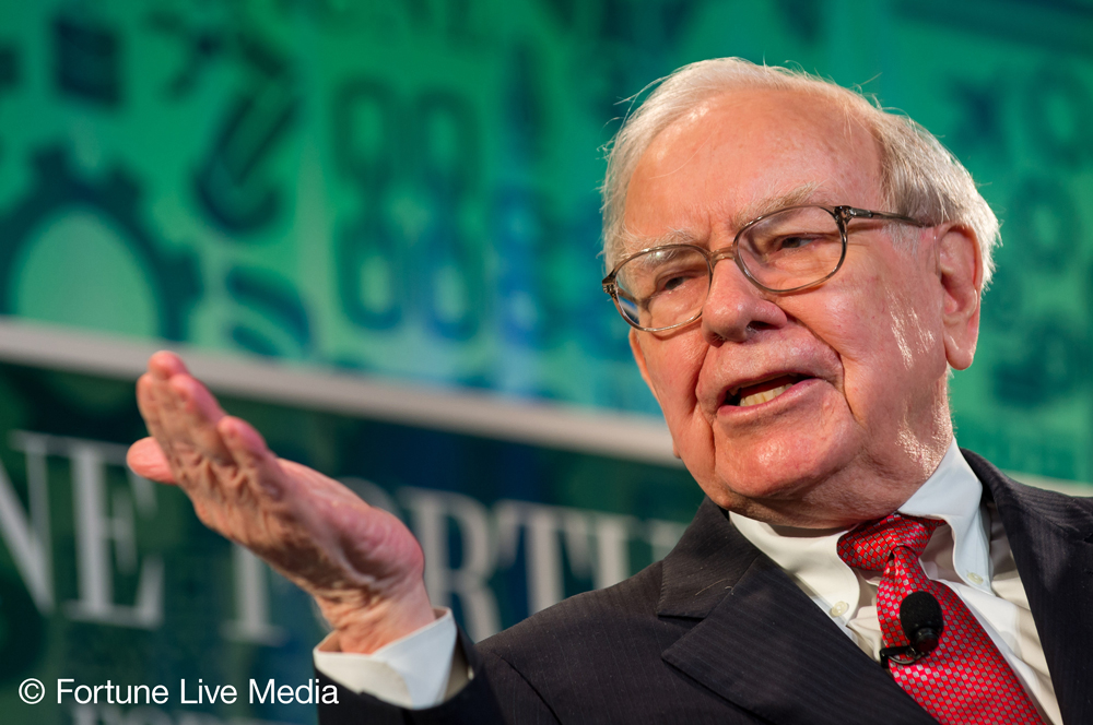 Warren Edward Buffett is an American business magnate, investor, and philanthropist. He is widely considered the most successful investor of the 20th ... - Warren-Buffetta_copyright-Fortune-Live-Media_small